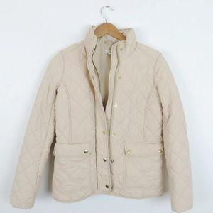 Women's J Crew Puffer Coat Jacket